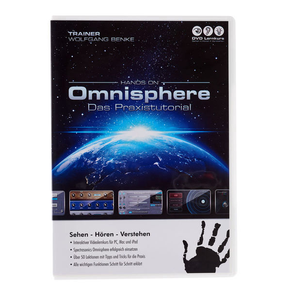 DVD Lernkurs Hands On Omnisphere 2 Bundle