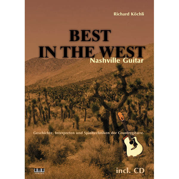 Slide Guitar Styles  Richard Köchli,inkl CD AMA Verlag