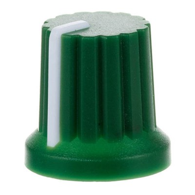 Doepfer A-100 Rotary Knob Green