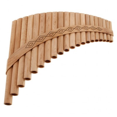 "Thomann Solist Panpipes Alto H'-G"""" 20"