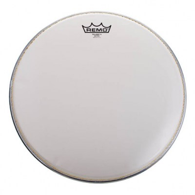 "Remo 14"" Falam K Snare White Smooth"