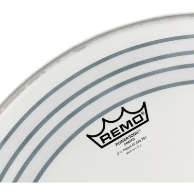 "Remo 20"" Powersonic Bass coated"