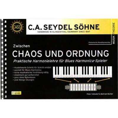 C.A. Seydel Sohne Between Chaos and Structure