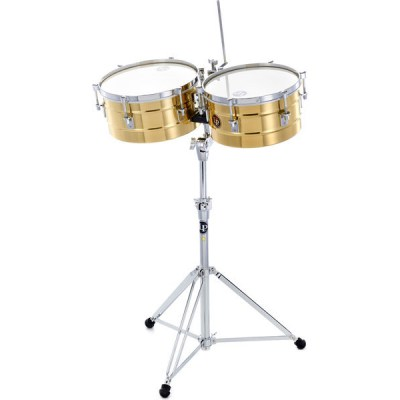 LP 255-B Timbales Set Brass