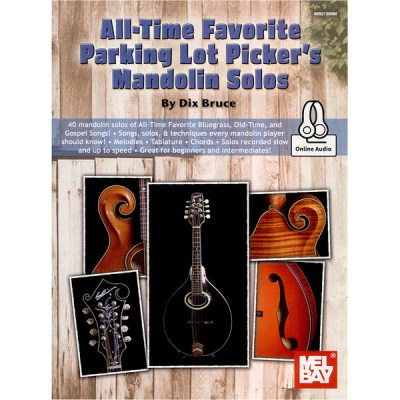 Mel Bay Favorite Picker?s Mandolin
