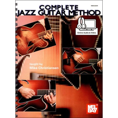 Mel Bay Complete Jazz Guitar Method