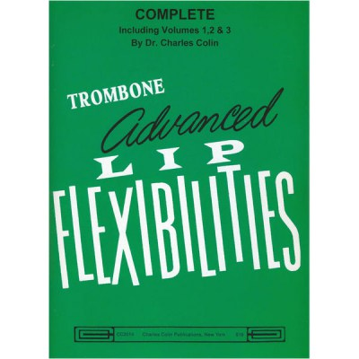 Charles Colin Music Lip Flexibilities Trombone
