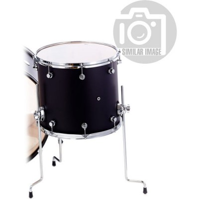 "DW Design 14""x12"" FT Black Satin"