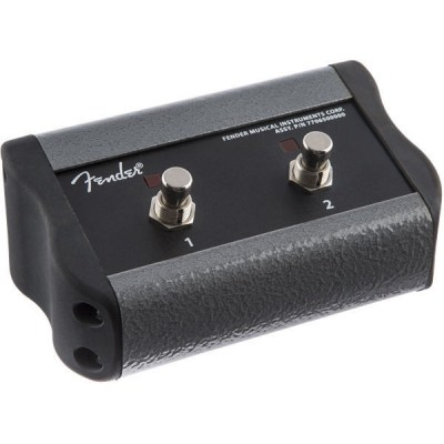 Fender Footswitch 2 Button Acoustic
