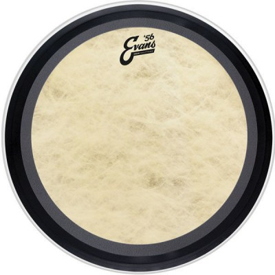 "Evans 18"" EMAD Calftone Bass Drum"