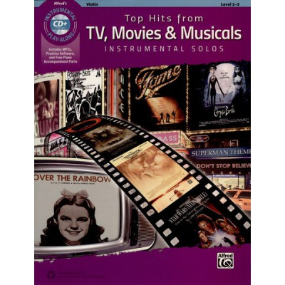 Alfred Music Publishing  Top Hits from TV Movies Viol.