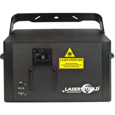 Laserworld CS 1000RGB MKII Bundle