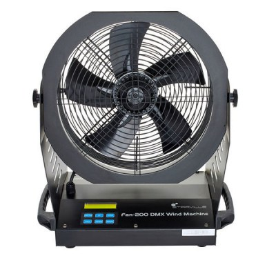 Stairville Fan-200 DMX Wind Machine