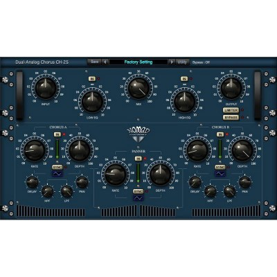 Nomad Factory Blue VST - Vop