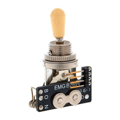 EMG 3 Pos Toggle Switch IV