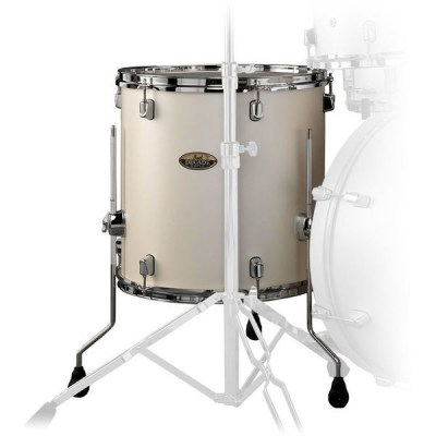 "Pearl 16""x16"" Decade Maple FT White"