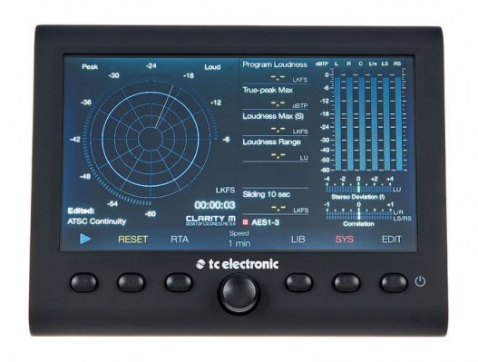 tc electronic Clarity M