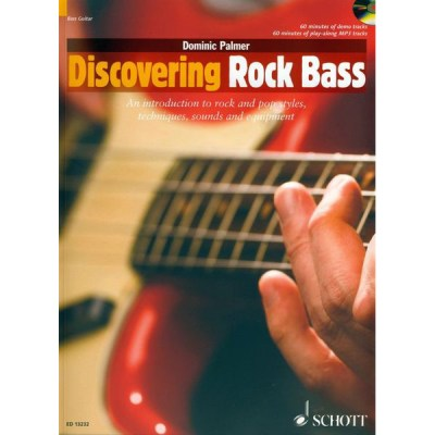 Schott Discovering Rock Bass