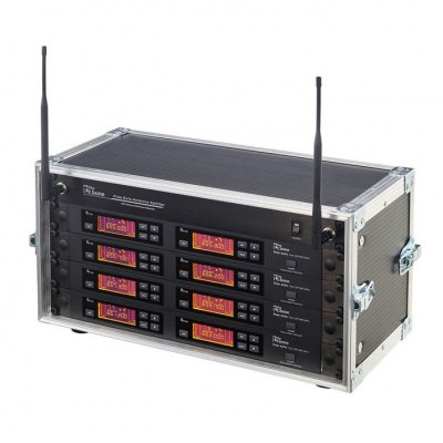the t.bone free solo PT 590 MHz/8 CH Rack