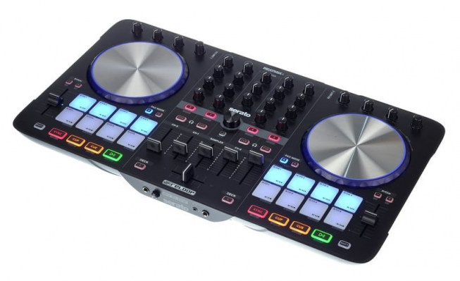 Reloop Beatmix 4 Case Bundle