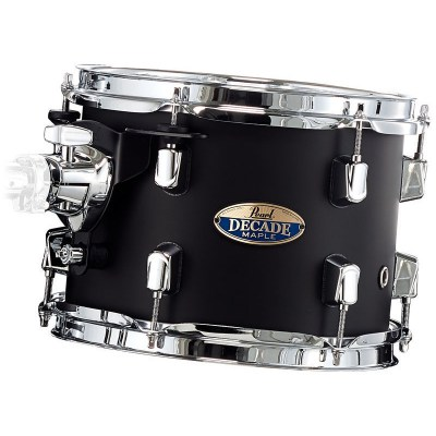 "Pearl 08""x07"" Decade Maple TT -BK"