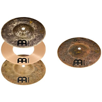 Meinl Crasher Hats - Benny Greb