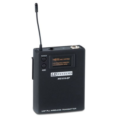 LD Systems Pocket Transmitter Roadboy B6