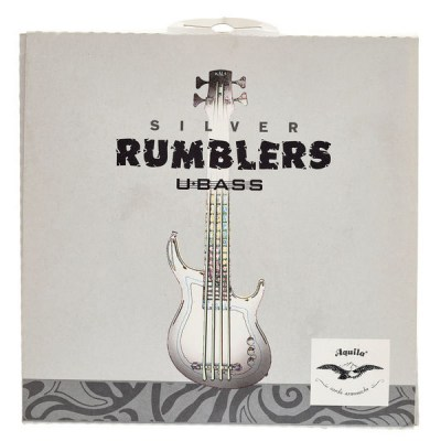Kala Silver Rumblers U-Bass Strings
