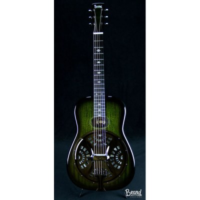 Beard Guitars Belle Beard E-Ody SN w/PU EMB