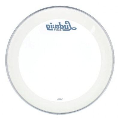 "Ludwig 22"" Bass Drum Head Vint. Logo"