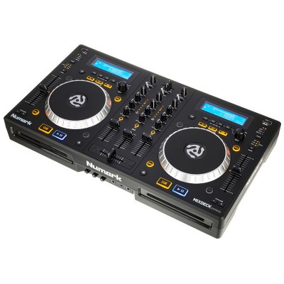 Numark Mixdeck Express Black Bundle