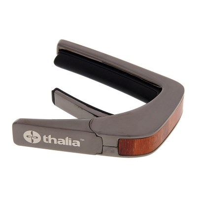 Thalia Capo Hawaiian Koa Black Chrome
