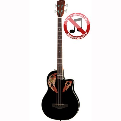 Harley Benton HBO-850 Bass Black Deko