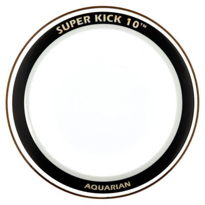 "Aquarian 24"" Superkick Ten clear"