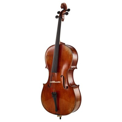 Klaus Heffler No. 470 SE Master Cello Gua.