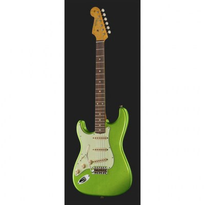 Fender 64 Strat Relic Lime Green LH