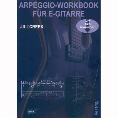 a08a0f8824f Купить Tunesday Records Arpeggio-Workbook E-Guitar по лучшей цене со  скидкой или в ...
