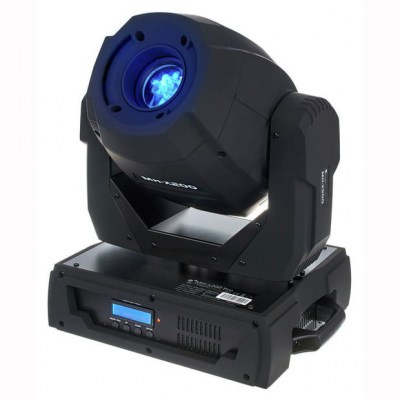 Stairville MH-x200 LED Spot Tourpack 2in1