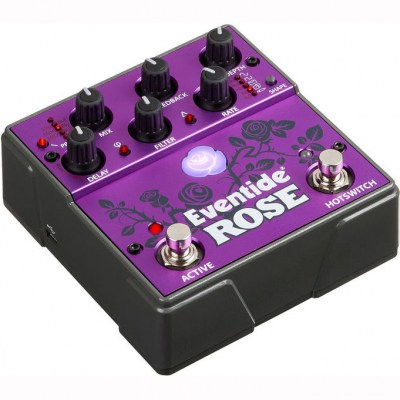 Eventide Rose Delay Pedal