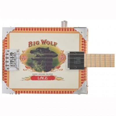 Lace Cigarbox Big Wolf 4 str.