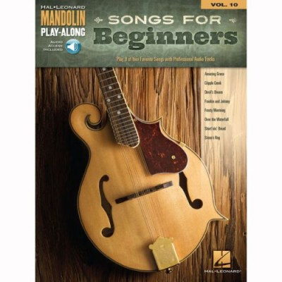 Hal Leonard Mandolin Play-Along Beginners