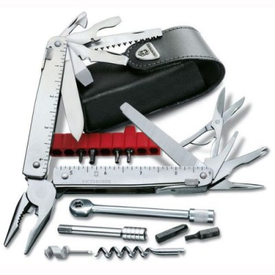 Victorinox Swiss Tool X Plus Ratchet