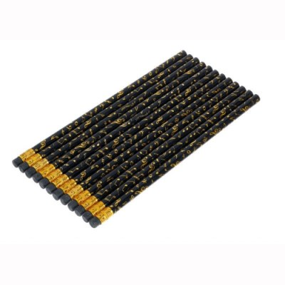 agifty Pencils Gold Set Of 10