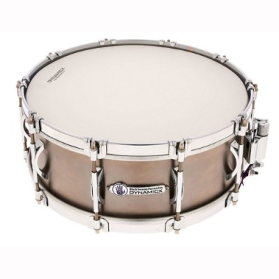 Black Swamp Percussion Dynamicx Snare Drum DXS5514TSH