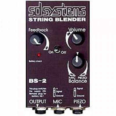 SD Systems Blender BS 2