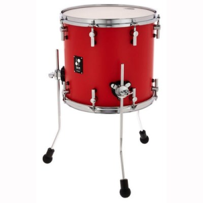 "Sonor SQ1 14""x13"" Floor Tom Red"