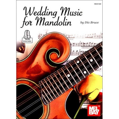 Mel Bay Wedding Music For Mandolin