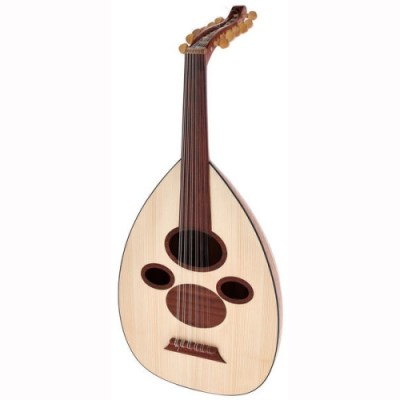 Thomann AOU-02 Arabic Oud Wood. Pegs
