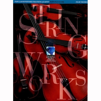 Chester Music Stringworks Film Themes