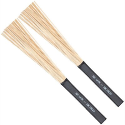 Vic Firth RM3 Remix Brushes Birch